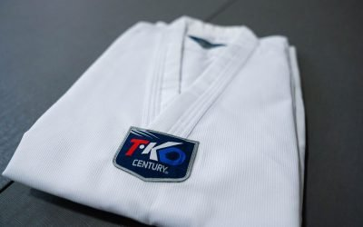My Favorite Taekwondo Student Uniform