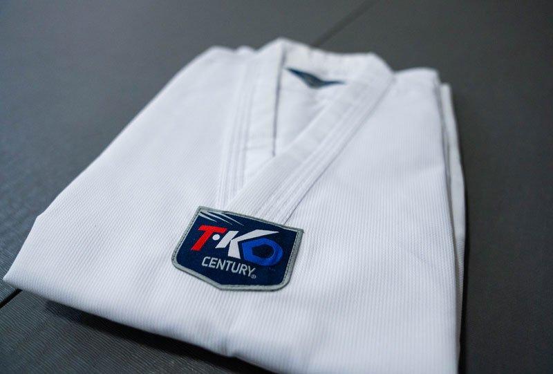 My Favorite Taekwondo Student Uniform