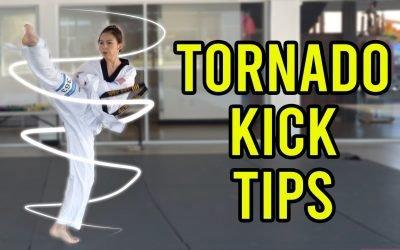 3 Tips for Better Tornado Kicks